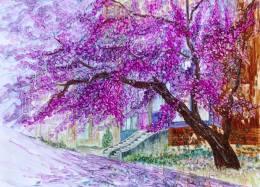 Cherry Blossom Home