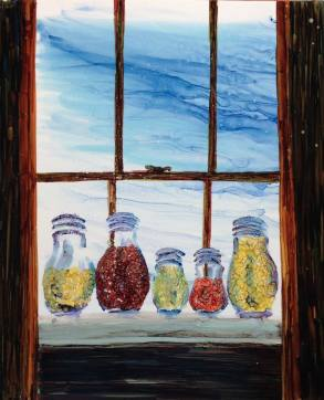 My Kitchen Window, Nola