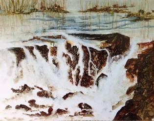 Sabattus Falls - Bonnie Bartlett