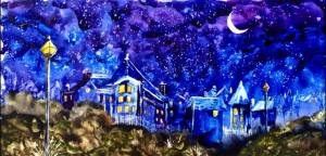 Starry Nights on Munjoy Hill