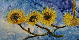 Van Gogh Wannabe