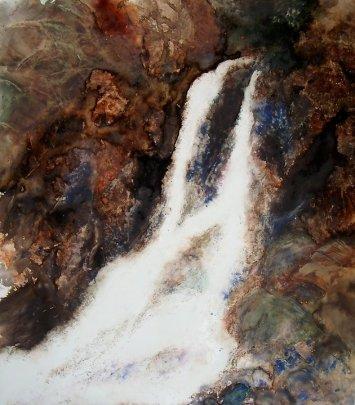 Boulder Falls, Colorado