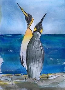 Twin Penguins