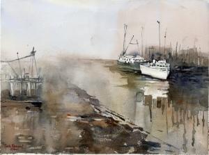 After Michael Solovyev-Misty Pier