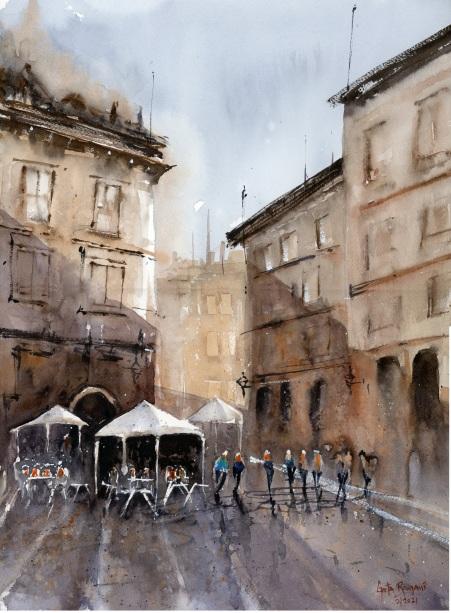 After Steve Fraser - Rome