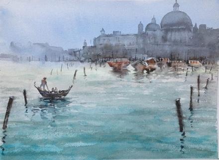 After Steve Fraser - Venice