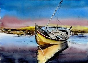 Pensive Boat
